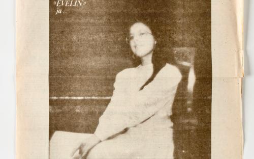 UT kaanel on olnud ka Evelin Ilves.