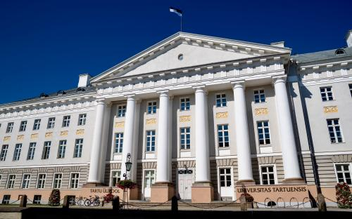 JUULI: selgus, et TÜ on konkurentsitult Eesti mainekaim kõrgkool.