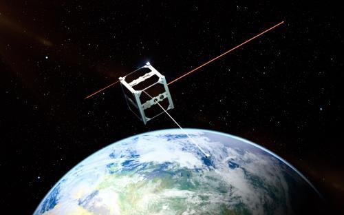 Tudengisatelliit ESTCube-1 orbiidil
