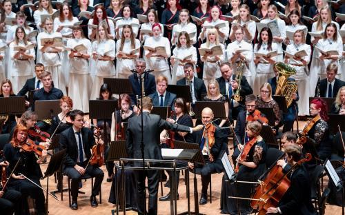 Uusbergi kontsert. FOTO: Andres Tennus
