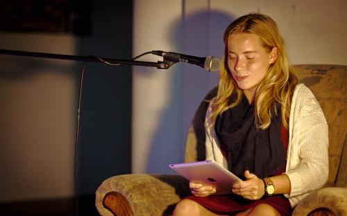 Luulevabadus on üritus, kus kõik, kel vähegi luuletamine veres, saavad oma salme teistele ette lugeda.
